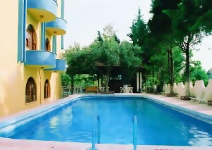 Bellamaritimo Hotel, Pamukkale, Turkey, hostels for all budgets in Pamukkale